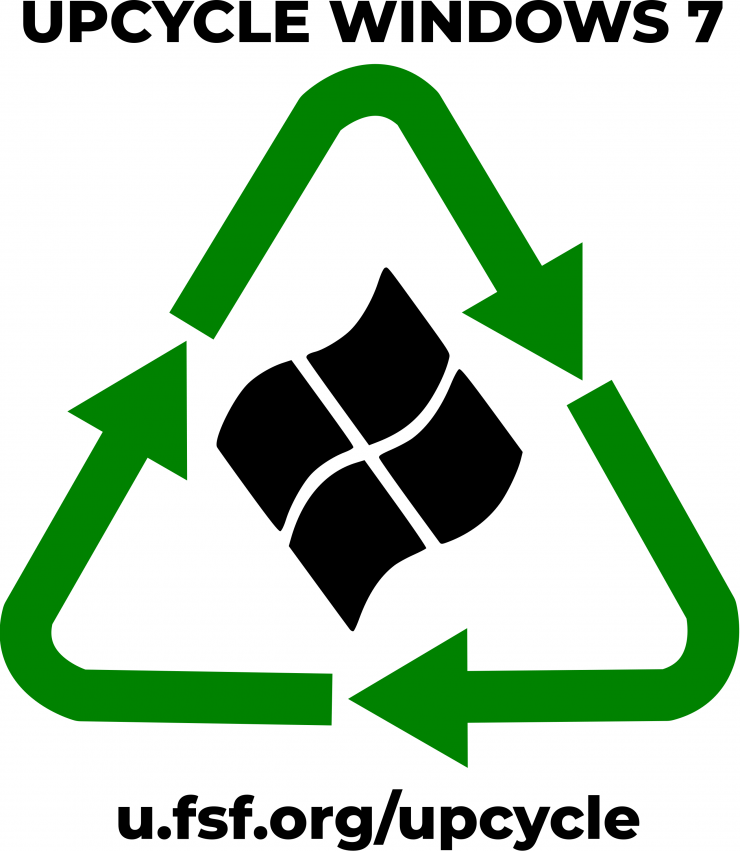 Recyclons Windows 7